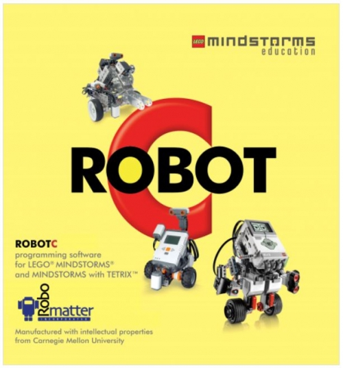 (Classroom License)ROBOTC 4.x for LEGO® MINDSTORMS®