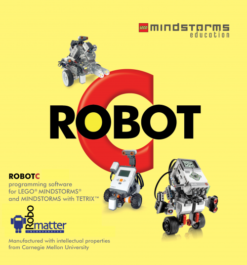 (Team License)ROBOTC 4.x for LEGO® MINDSTORMS®