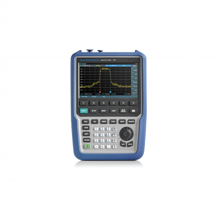 R&S®Spectrum Rider FPH Handheld Spectrum Analyzer
